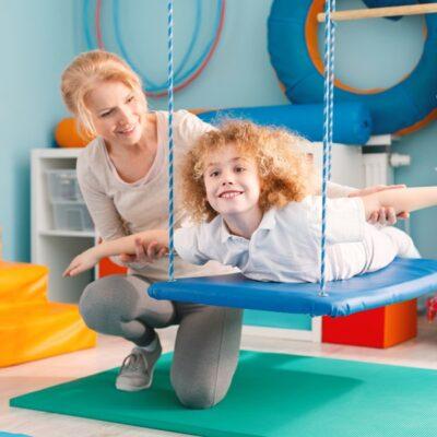 Pediatride Ergoterapi